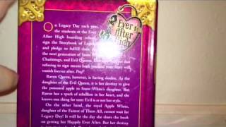 EAH: Story Book of Legends Book Review