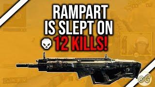 Rampart Is A Great AR | 12 Kill Blackout Win (CoD BO4) thumbnail