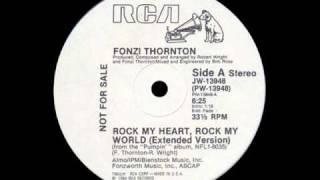 Fonzi Thornton - Rock My Heart, Rock My World (12