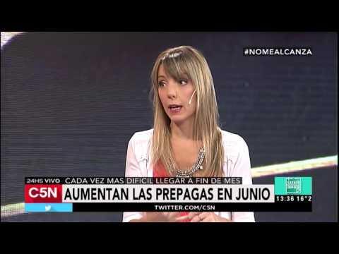 C5N - Sociedad: Entrevista a Silvana Alonso