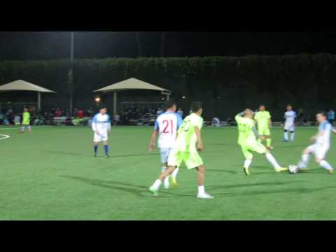 AM1430 vs Chinese Stars Soccer Club 3/3/2017 Part 1