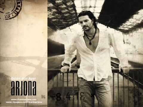 Ricardo Arjona Mix Dj Carlos