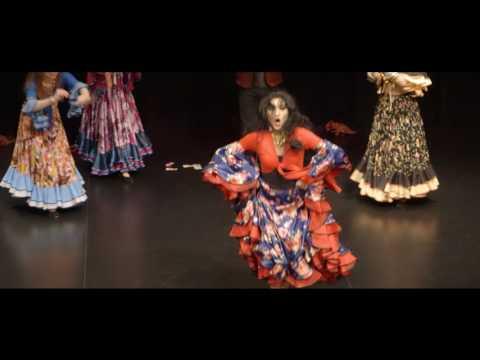 What is Romany/Gypsy dance - Что такое цыганский танец.