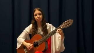 Лунная соната    (   гитара   )