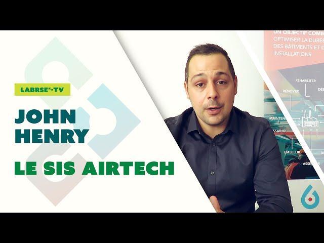 LabRSE®-TV : le SIS Airtech [vous rendre le monde plus pur]