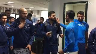Watch Ravindra jadeja Birthday Celebration withTeam India | India vs Sri Lanka 3rd Test Draw