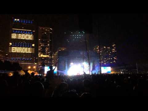 Skrillex@lollapalooza 2014 (Cinema..Finale)