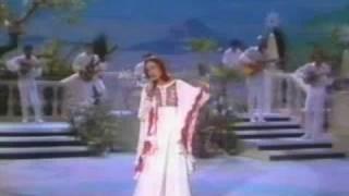 "Nana Mouskouri (Feat. Costas Dourountzis) - ""Greek medley"" on German TV (1983)"