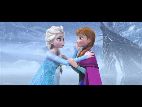 Frozen- Anna Saves Elsa Clip (HD)