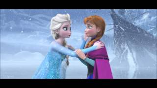 Repeat youtube video Frozen- Anna Saves Elsa Clip (HD)