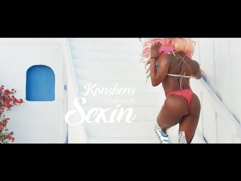 Konshens - Sexin (official Music Video)