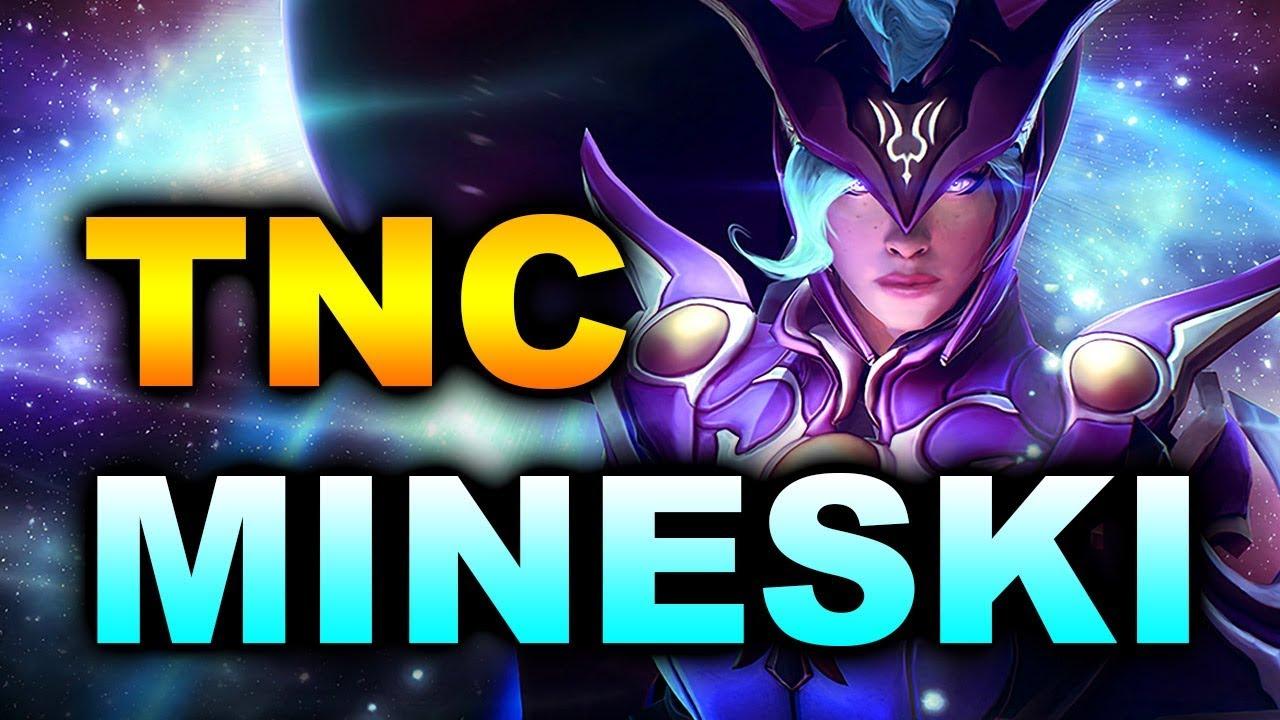 TNC vs MINESKI - EPICENTER XL - SEA QUALS DOTA 2