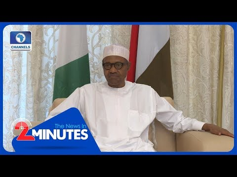 Recap: Buhari Receives Updates From Minister Of Health, NCDC Boss