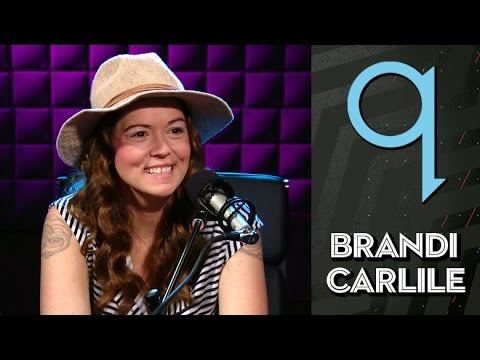 "Brandi Carlile brings ""The Firewatcher's Daughter"" to Studio q"