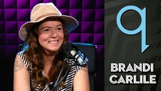 "Brandi Carlile brings ""The Firewatcher's Daughter"" to Studio q"