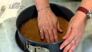 Diabetes Recipe: Apple Cheesecake Torte