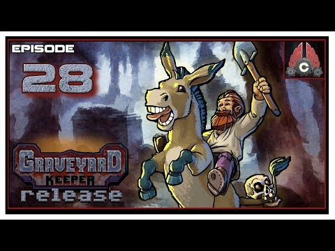 Let's Play Graveyard Keeper Full Release With CohhCarnage - Episode 28