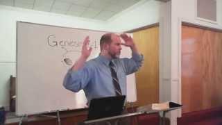 Genesis 6:1-7 Before the Flood