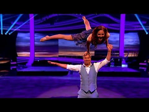 Peter Duncan's Floor Performance to 'It's A Man's World'  - Tumble: Episode 1 - BBC One