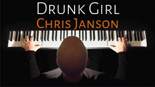 Drunk Girl | Chris Janson (piano cover) [AUDIO ONLY] Scott Willis Piano Pianoteq 6 Steinway D Video