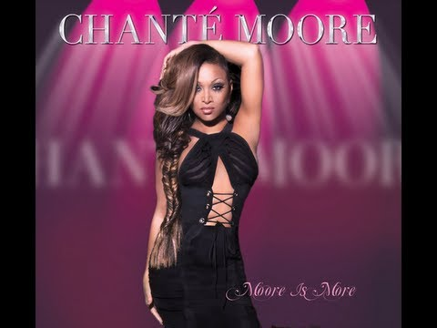 """""""Don't Make Me Laugh"""" - Chante Moore - MOORE IS MORE (2013)"""