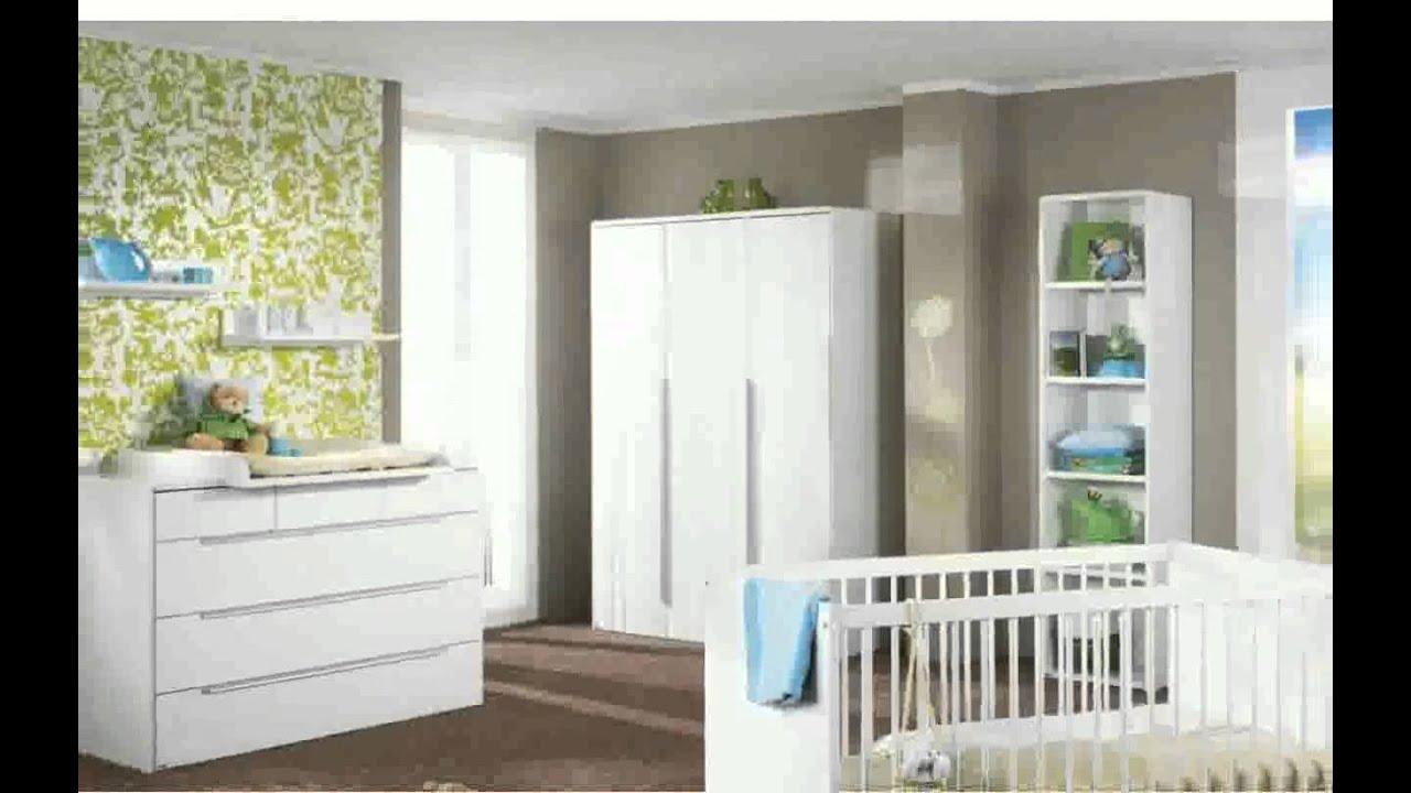 Babyzimmer Jungen Wandgestaltung Design Youtube
