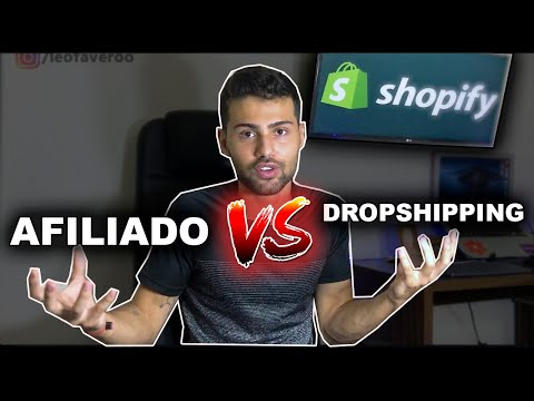 Afiliados ou Dropshipping - O que Ninguém Conta thumbnail
