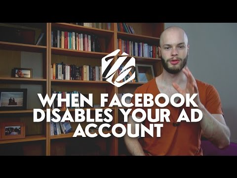 Facebook Ad Account Flagged — What To Do When Your Facebook Ad Account Gets Deactivated | #194