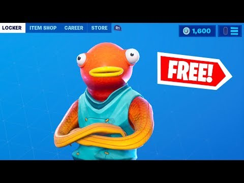 CREATE YOUR OWN SKIN in Fortnite! (NEW)