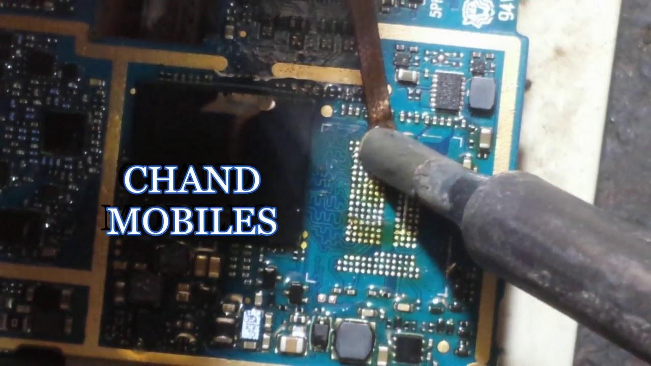 ALCATEL DEAD BOOT REPAIR VIA EMMC - видео на мобильный