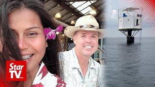 Couple faces death penalty for 'sea home' off Thai coast