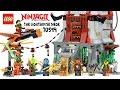 LEGO� Ninjago 70594 The Lighthouse Siege w/  Echo Zane Sky Pirate Attack