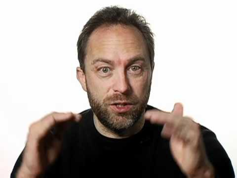 Jimmy Wales on the One Laptop Per Child Project