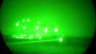 Apache Night Shoot