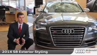Audi A8 2014 Videos