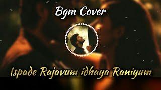 Ispade Rajavum Idhaya Raniyum BGM Cover / Sam C.S / Muzic