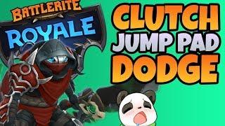 Clutch Jump Pad Dodge | Battlerite Royale Croak Gameplay