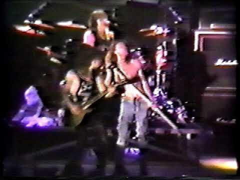 Kix Cold Blood live 3/30/89
