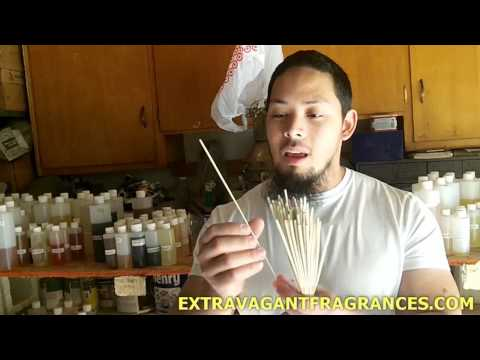 How to make incense by: ExtravagantFragrances