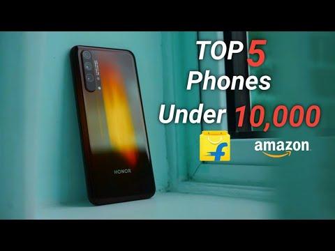 Best Smartphone Under 10000 January 2020 | Top 5 Phones Under 10k | Best Phone Under 10000 |