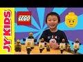 Lego City - Police Lego - JY Kids