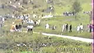 mont blanc 1999   joux verte