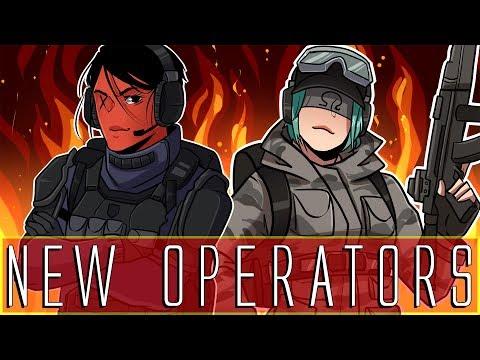 NEW OPERATORS: LESION, YING, & ELA!   R6 Rainbow Six: Siege (w/ Ohmwrecker)