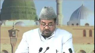 Jalsa Salana Qadian-2011 Lecture! Life of Holy Prophet (saw) in the light of the treaty of Madina