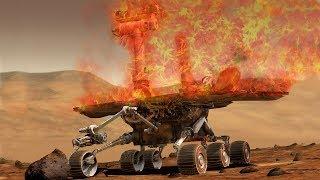 Algo Extraño les sucede a los Robots en Marte thumbnail