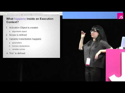 Martha Girdler: The JavaScript Interpreter, Interpreted -- JSConf EU 2013