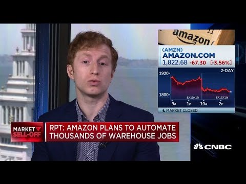 Amazon rolling out robots to automate warehouse jobs: Reuters