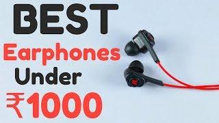 The BEST Budget Earphones Under ₹1000 😂