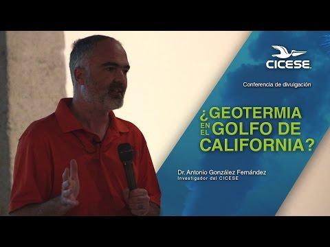 ¿Geotermia en el Golfo de California?