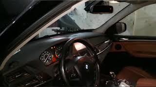 BMW e70 3.0i Xdrive вентилятор охлаждение работает постоянно на заведённой